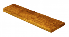 Декоративная панель Decowood Рустик ET 305 (3м) classic светлая 19х3,5