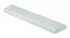 Декоративная панель Decowood Рустик ET 306 (2м) classic белая 12х3,5