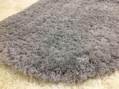 Ворсистый ковер Space grey
