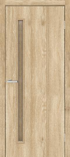Двери Omis T01 ПО кора бронза NL дуб Саванна