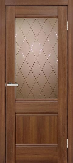 Двери Omis Валенсия 1.1 СС+КР ольха европейская