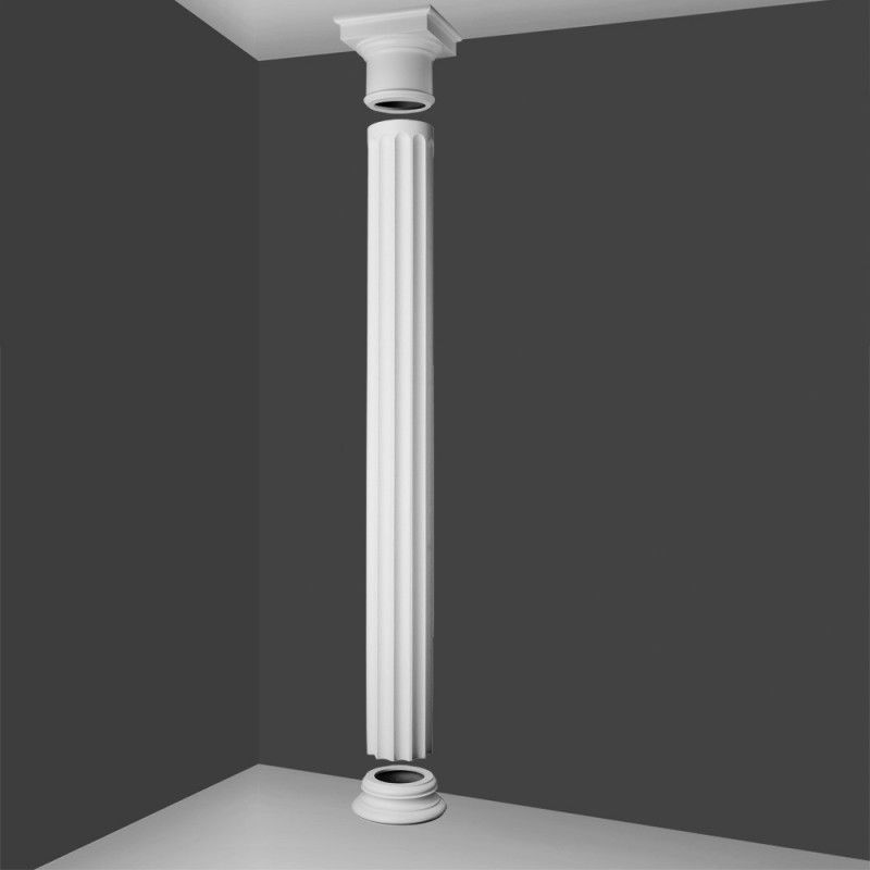 Колонна Set Full Column Doric fluted low