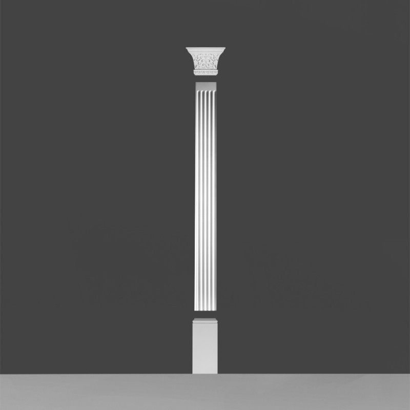 Пилястра Set Pilaster Ornemental