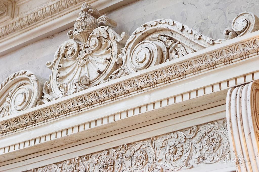 Фасадный декор - величие вашего дома