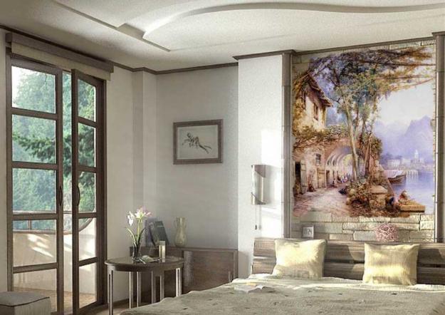 Готовые фрески Апплико