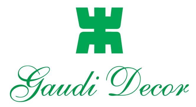 Лепнина Gaudi Decor