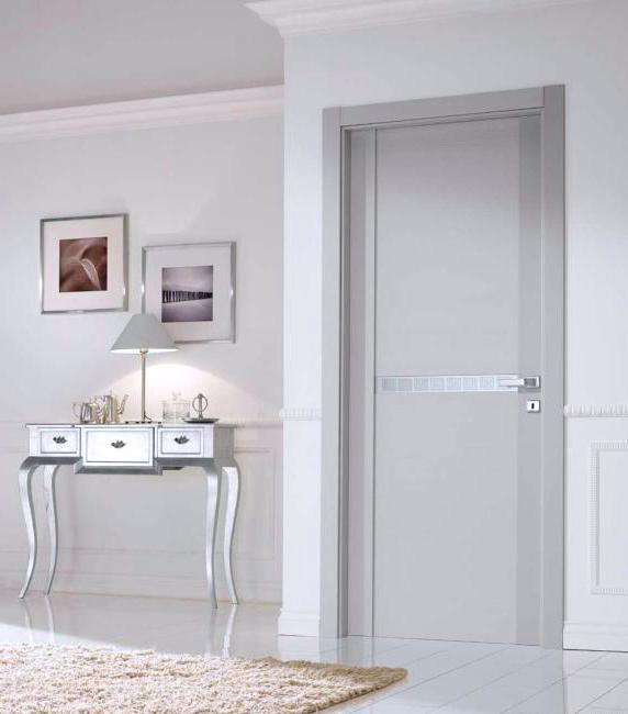 Межкомнатные двери Omic в современном интерьере
