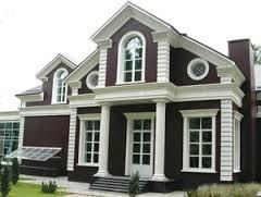 Пенопластовый фасадный декор