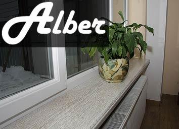 Подоконник Альбер