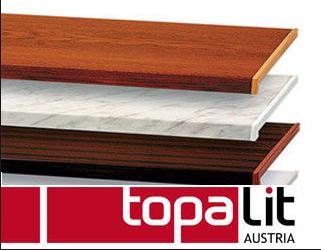 Премиум деревянный подоконник Топалит